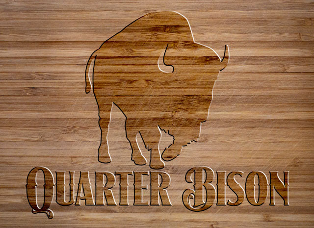 Quarter Bison Reservation