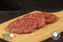 Load image into Gallery viewer, Bison Patties 1/3 Lb