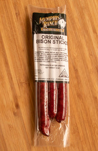 Bison Snack Stick - Original