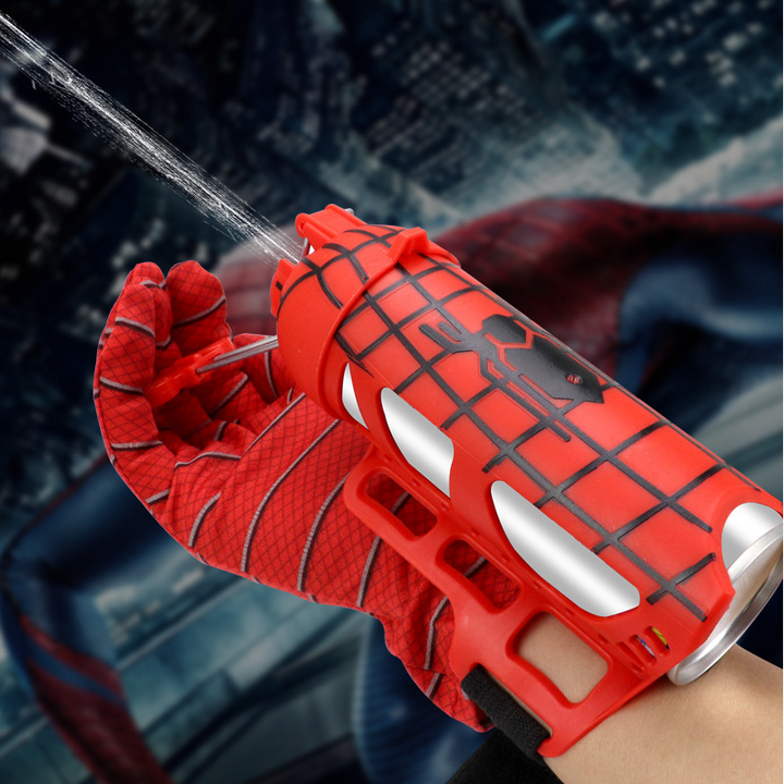 Spider-man spider silk launcher