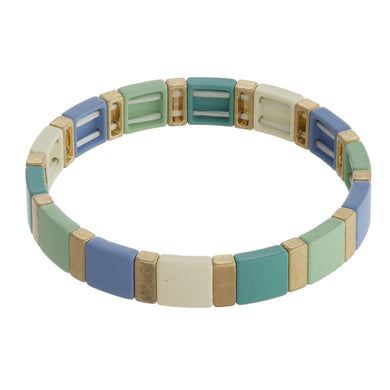 Highlands Color Block Sea Bracelet