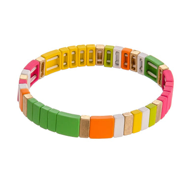 Highlands Color Block Bracelet Bright