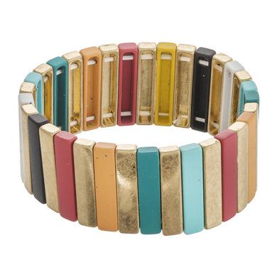 Highlands Color Block Bracelet Autumn