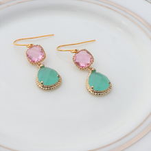 Load image into Gallery viewer, Tiffany Teardrop Earrings