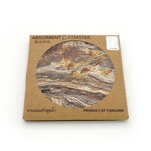 Absorbent Coaster-Stone 01