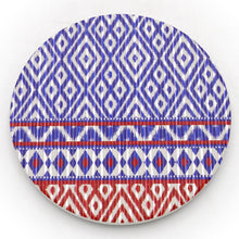 Load image into Gallery viewer, Absorbent Coaster-Thai Textile01