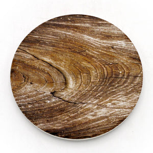 Absorbent Coaster-Wood 01