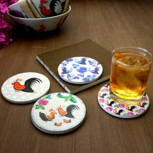 Load image into Gallery viewer, Absorbent Coaster-Family Chic