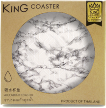 Load image into Gallery viewer, Absorbent Coaster-Marble 01