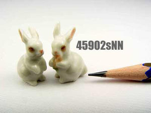 Ceramic MINI White Rabbit