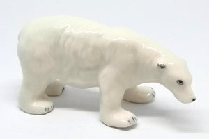Ceramic Polar Bear Stand
