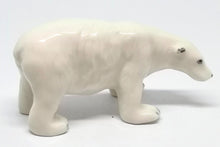 Load image into Gallery viewer, Ceramic Polar Bear Stand
