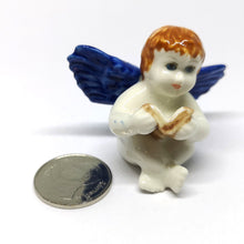 Load image into Gallery viewer, Ceramic Cupid Boy Doll