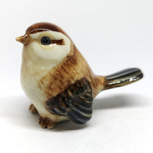 Load image into Gallery viewer, Ceramic Long-tailed Tailor bird