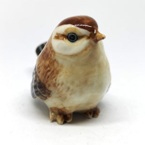 Ceramic Long-tailed Tailor bird