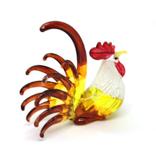 Load image into Gallery viewer, Glass Chicken, Brown ไก่