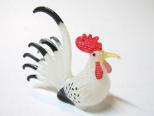 Load image into Gallery viewer, Glass Chicken, White ไก่