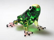 Load image into Gallery viewer, Glass Frog, Green กบ