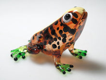 Load image into Gallery viewer, Glass Frog, Brown กบ