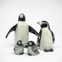 Load image into Gallery viewer, Cute 4 Penguin Family