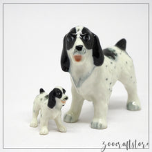 Load image into Gallery viewer, Cute 2 Springer Spaniel Dog