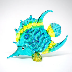 Glass Fish 120