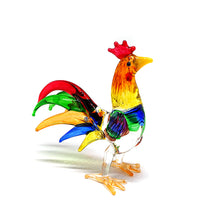 Load image into Gallery viewer, Fighting Rooster Chicken Colorful Color