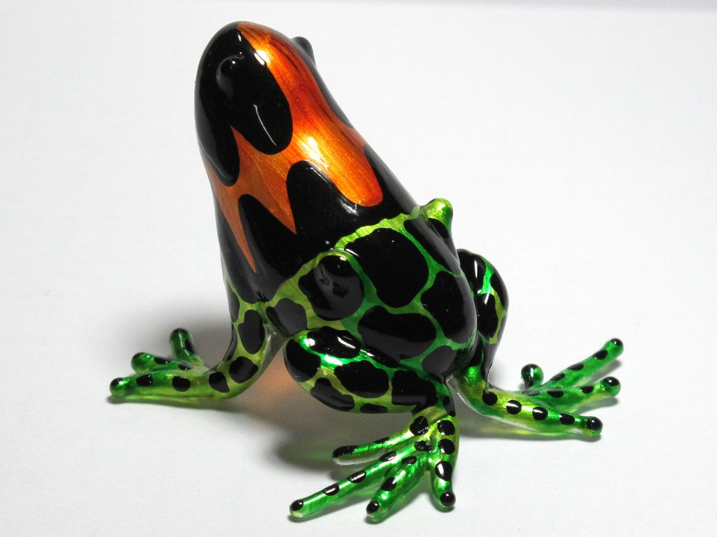 Glass Frog magic, Green