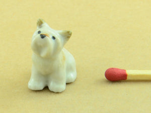 Ceramic MINI Yorkshire Dog Mini 2