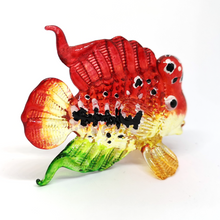 Load image into Gallery viewer, Glass Fish 064 Red