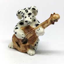 Load image into Gallery viewer, Dalmatian Dog Playing Cello