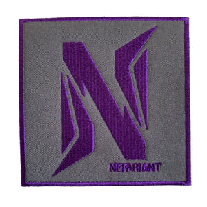 Nefariant Brand 4x4 Patch