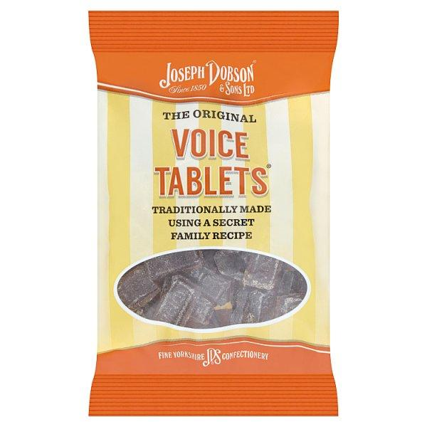 Dobsons Voice Tablets 200g