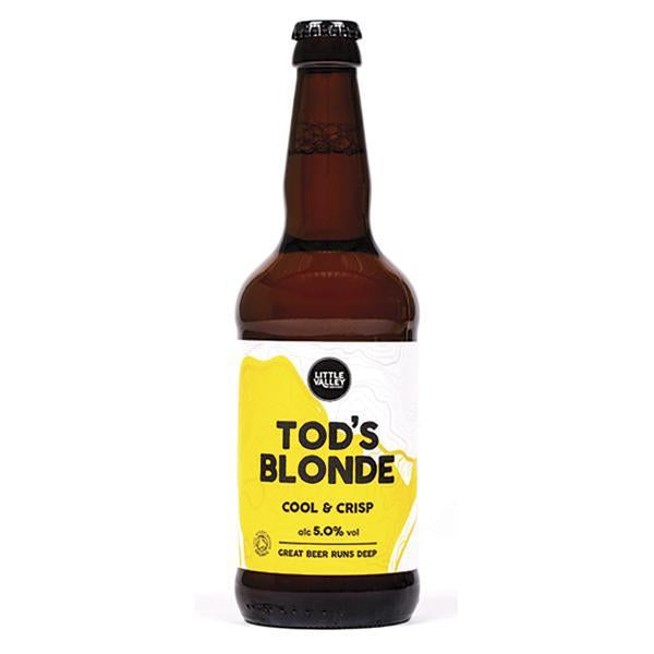 Little Valley Tods Blonde 5% 500ml