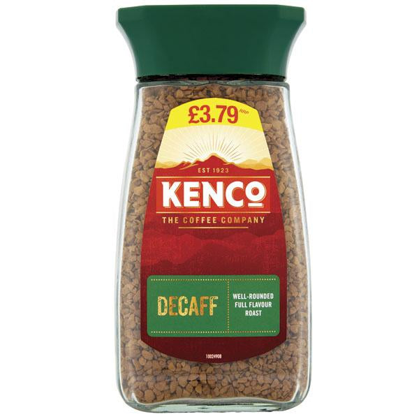 Kenco Decaffienated Pm3.79 100g