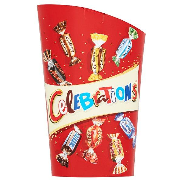 Celebrations Carton 380g