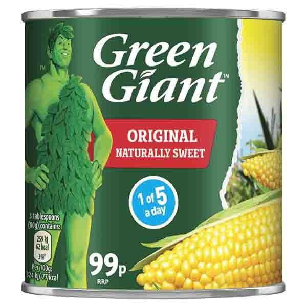 Green Giant Niblets Original Pm99p 340g