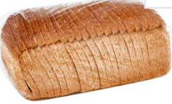 Sliced Brown Bread Loaf 800g e