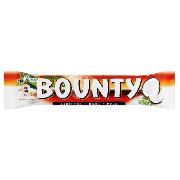 Bounty Dark Twin 57g
