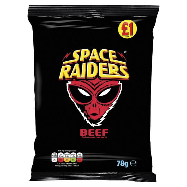 Kp Space Raiders Beef Pm1.00
