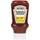 Heinz Tomato Ketchup Top Down Pm2.19 460g