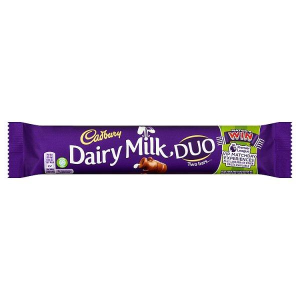 Cadbury Dairy Milk Duo 58.6g