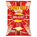 Walkers Ready Salted 32.5g Pm 65p