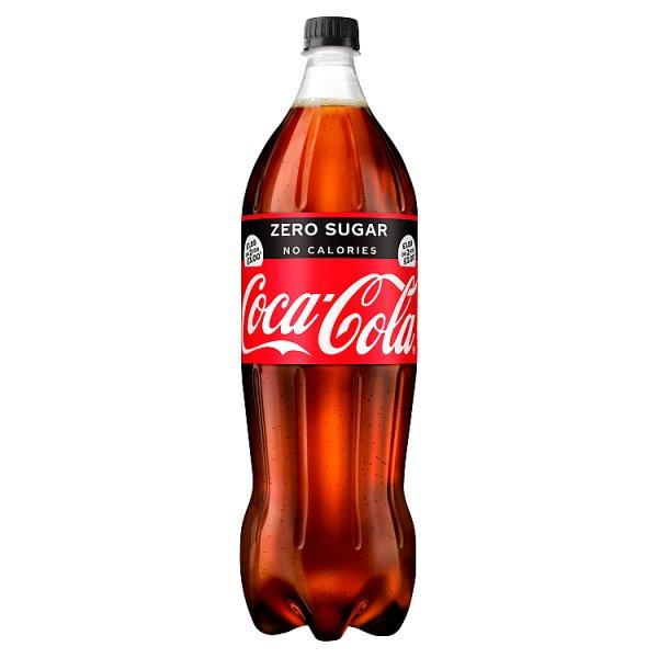 Coca Cola Zero Sugar Pm £1.89 Or 2 For £3.00 1.75lt