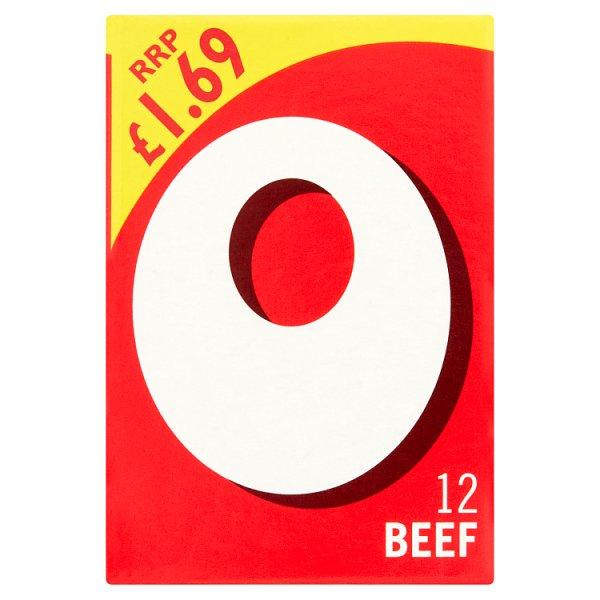 Oxo Beef Pm1.69 71g