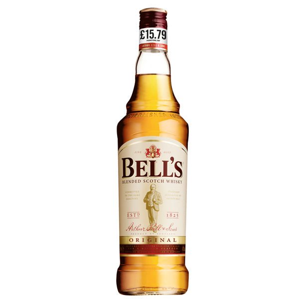 Bells Whisky Pm £15.79 70cl