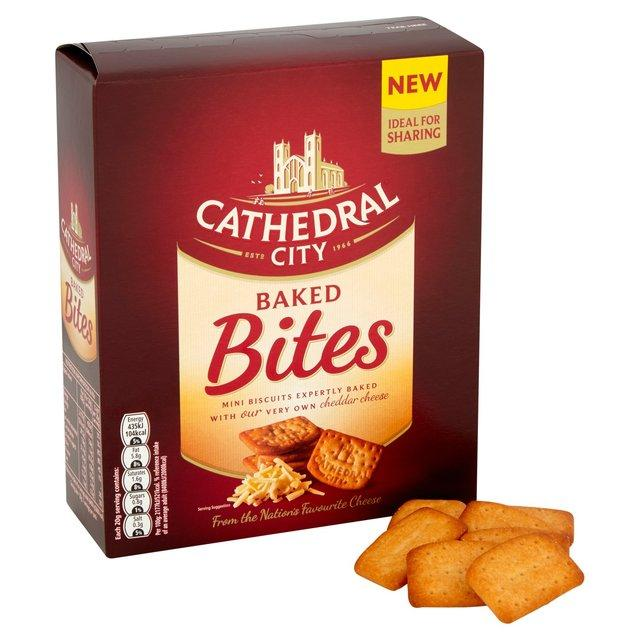 Cathedral City Share Box 140g