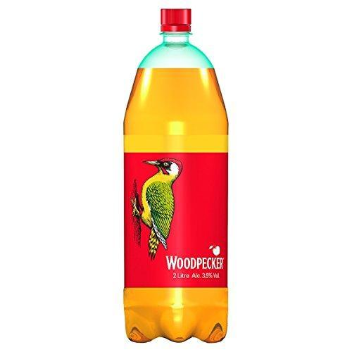 Woodpecker Cider Big Bottle Non Pmp 2ltr