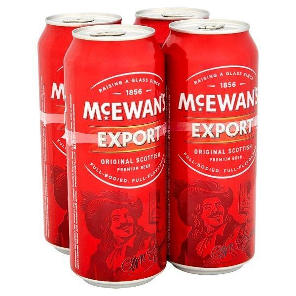 Mcewans Export 500ml