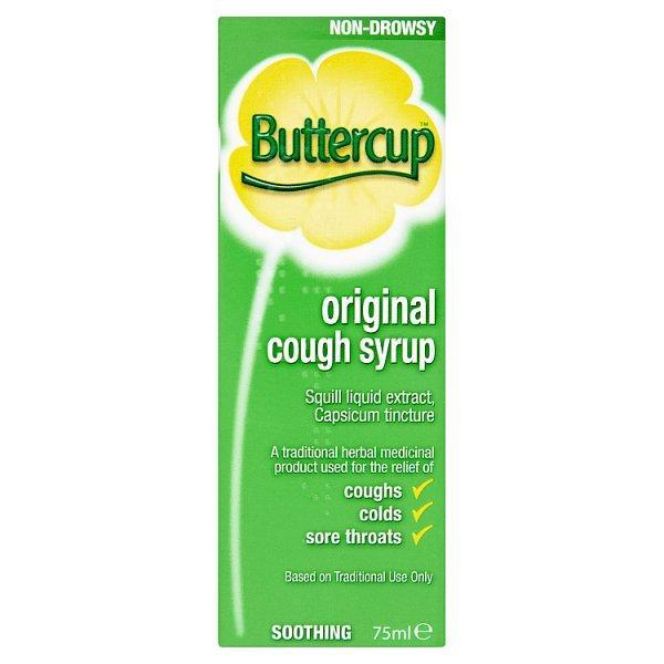 Buttercup Syrup Original A 75ml